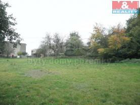Prodej, pozemek, 1 000 m2, Pustějov