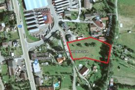 Prodej, zahrada, 4 080 m2, Klatovy - Luby