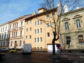 Prodej, byt, 2+1+B, 90 m2, Plzeň, ul. Plachého