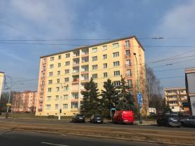 Prodej, byt 2+1, 53 m2, OV, Most, ul. Hutnická
