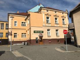Pronájem, bar, Sedlčany, náměstí T. G. Masaryka