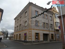 Pronájem, byt 1+1, 40 m2, Nový Bydžov