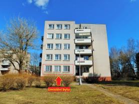 Prodej, byt 3+1, 82 m2, Hradec Králové, ul. Čajkovského