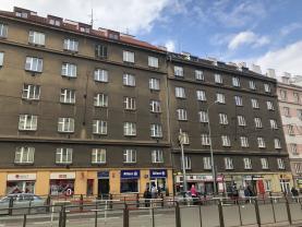 Prodej, byt 2+kk, 47 m2, OV, Praha 3
