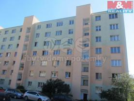 Prodej, byt 2+1/L, 56 m2, Praha 10 - Záběhlice