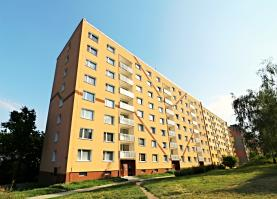 Prodej, byt 3+1, 78 m2, DV, Jirkov, ul. Generála Svobody