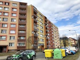 Prodej, byt 3+1, 75 m2, Ostrava, ul. Hornopolní
