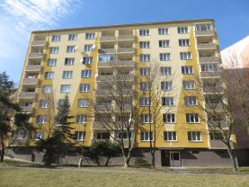 Prodej, byt 2+1, DV, 61 m2, Chomutov, ul. Školní pěšina