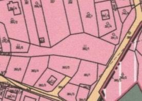 Územní plán (Prodej, pozemek, 2749 m2, Třemošná - Záluží), foto 3/7