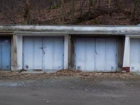 Prodej, garáž, 37 m2, Ústí nad Labem, ul. Marie Hűbnerové