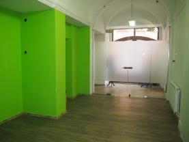 Pronájem, obchodní prostory, 50 m2, Olomouc - centrum