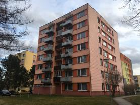 Prodej, byt 1+kk, OV, 24 m2, Kaplice, ul. Na Vyhlídce