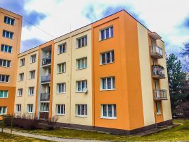 Prodej, byt 1+1, 43 m2, Plzeň, ul.Ke Kukačce