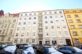 Prodej, byt 1+1, Praha 2, ul. Polská