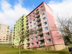 Prodej, byt 4+1, 82 m2, OV, Cheb, ul. Dřevařská
