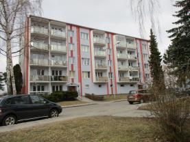 Pronájem, byt 2+1, Žďár nad Sázavou, ul. Okružní