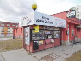 Prodej, novinový stánek, Jindřichův Hradec