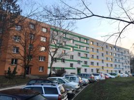 Prodej, byt 1+1, 40 m2, Orlová, ul. Kpt. Jaroše