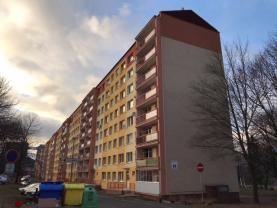 Prodej, byt 2+1, 55 m2, OV, Most, ul. K. H. Borovského
