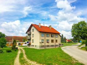Prodej, byt 2+kk, OV, 60 m2, Radošovice u Českých Budějovic