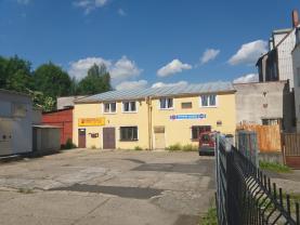 Prodej, výrobní objekt, 1330 m2, Karlovy Vary, Chebská ul.