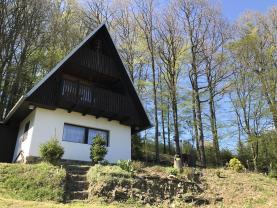 Prodej, chata 32 m2, Vizovice, Janova hora