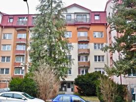 Prodej, byt 1+kk, Týn nad Vltavou, ul. Malostranská