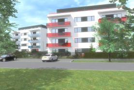 Prodej, byt 3+ kk, 86 m2, novostavba, OV,Dobřany