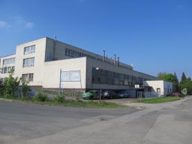 Pronájem, skladové prostory, 1350 m2, Strakonice