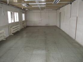 (Pronájem, skladové prostory, 448 m2, Strakonice), foto 3/16