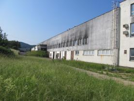 Pronájem, výrobní objekt, 450 m2, Strakonice