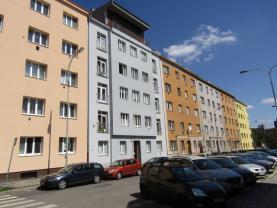 Pronájem, byt 2+kk, Praha 9, Drahobejlova