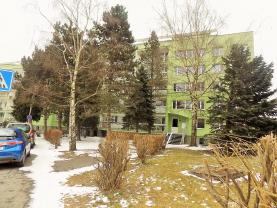 Pronájem, byt 3+kk, 75 m2, Praha 10 - Hostivař, lodžie