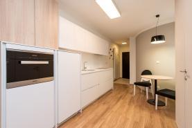 Pronájem, byt 1+kk, 37 m2, Praha 4 - Nusle