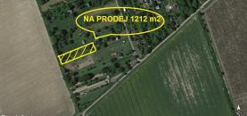 Prodej, pozemek, 1212 m2, Lipník nad Bečvou