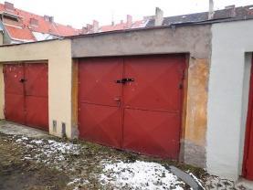 Pronájem, garáž, Litoměřice, ul. Žižkova