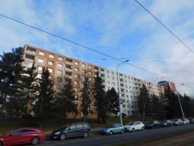 Pronájem, byt 1+1, Plzeň, ul. Vejprnická