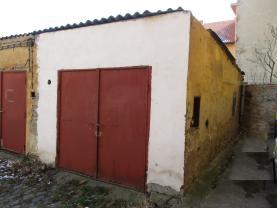 Prodej, garáž 21 m2, Terezín