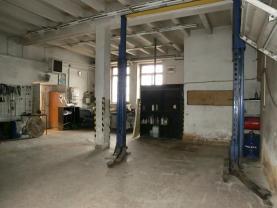 Pronájem, autodílna, 62 m2, Svitavy