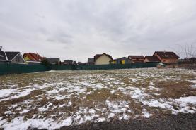 Prodej, stavební parcela, 713 m2, Šestajovice, Vrbová