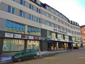 Pronájem, kancelářské prostory, 39 m2, Benešov