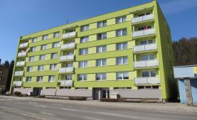 Prodej, byt 1+1, 42 m2, DV, Úpice, ul. Na Veselce