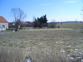Prodej, stavební pozemek, 2142 m2, Kněževes u Rakovníka