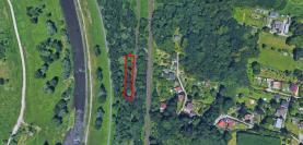 Prodej, les, Vratimov, ul. Vodárenská