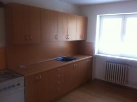 Pronájem, byt 2+1, Ostrava - Poruba, ul. Dělnická