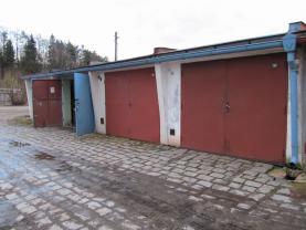 Prodej, garáž, 21 m2, Dvůr Králové nad Labem, Slovany
