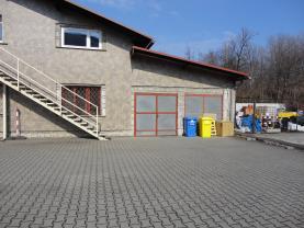 Pronájem, komerční objekt, 732 m2, Ostrava - Slezská Ostrava