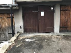 Prodej, garáž, 20 m2, OV, Most, ul. Táboritů