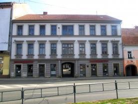 Pronájem, kancelářské prostory, 129 m2, Brno - Mendlovo nám.