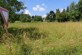Prodej, pozemek, 1108 m2, Nová Ves v Horách - Mikulovice
